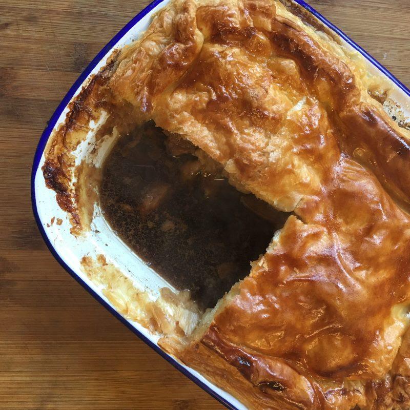 Steak And Kidney Pie - Candace's Kitchen