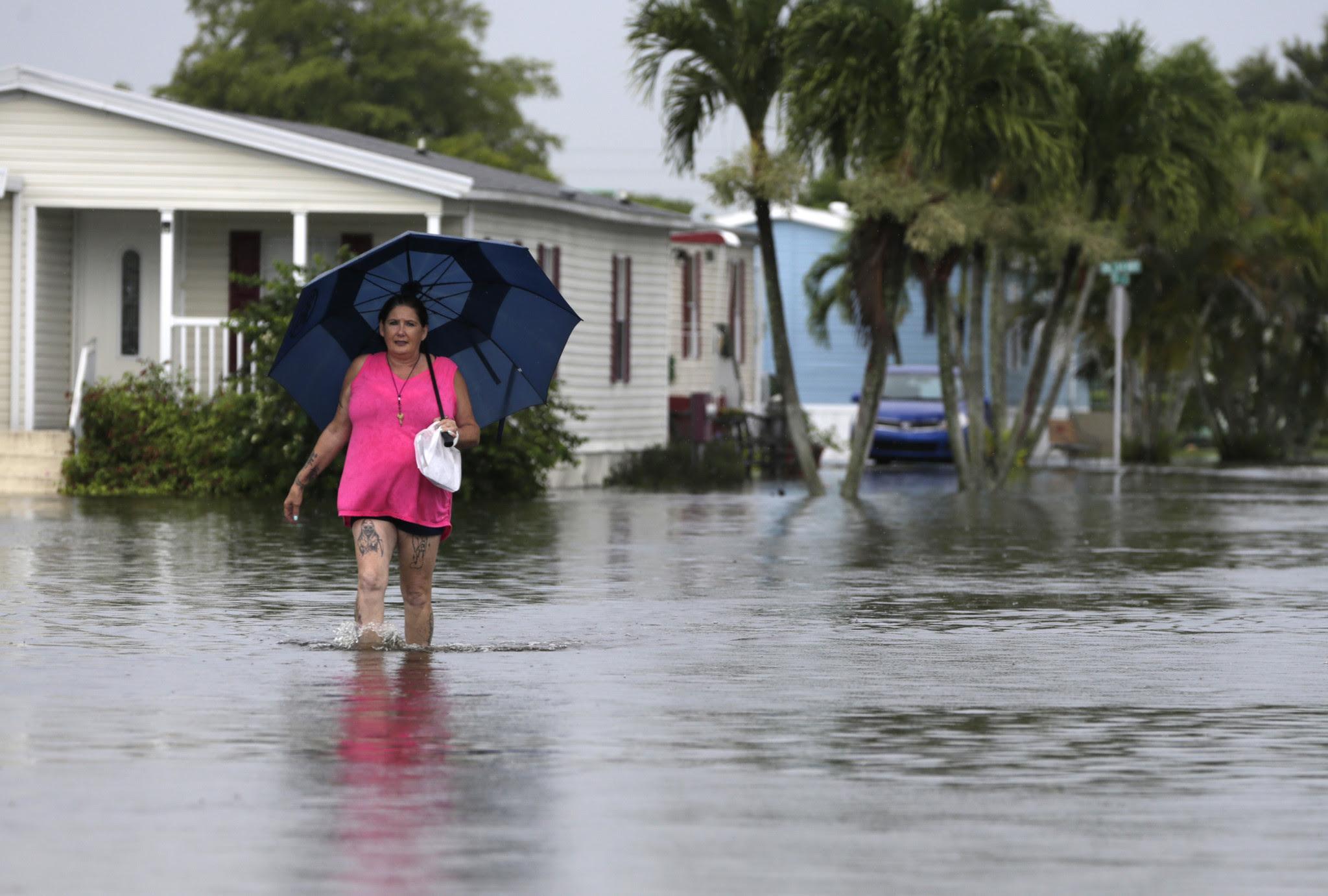 As Hurricane Irma bears down, most Florida flood zone ...