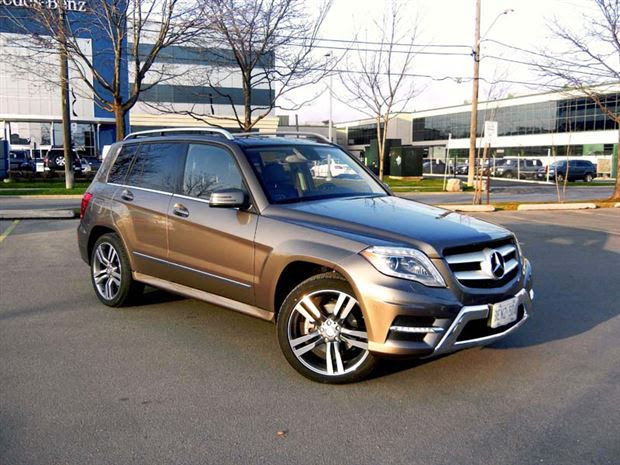 Test Drive: 2013 Mercedes-Benz GLK 350 - Page 2 of 3 ...