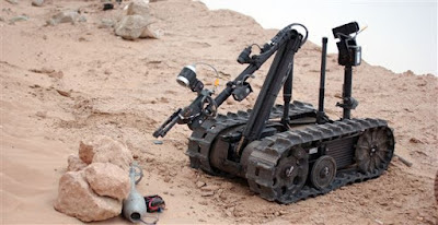 The U.S. Army Moves To Upgrade And Standardize Its Robot Army