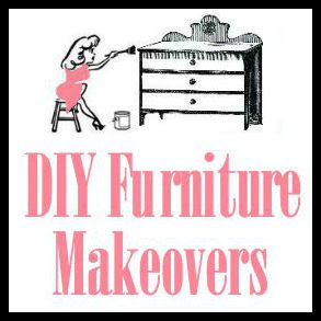 DIY Furniture Makeovers Launch and BIG Giveaway