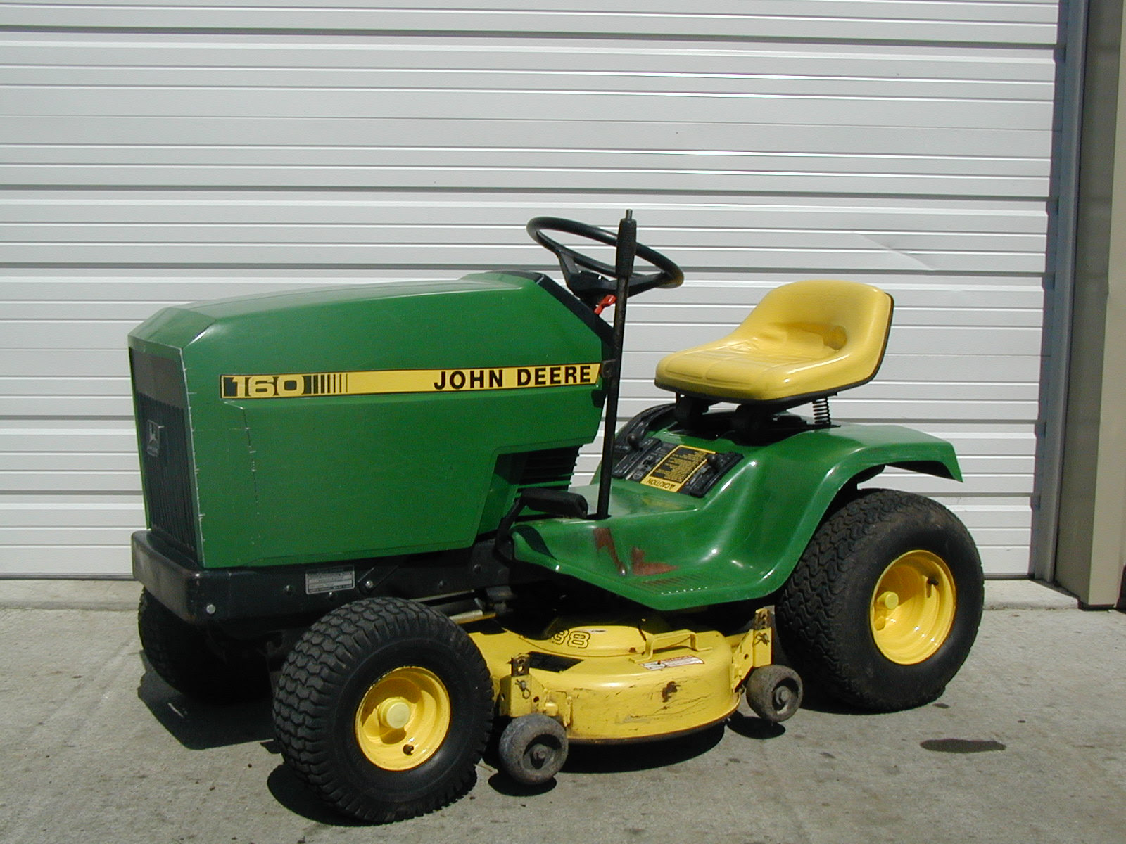 Which Riding Mower 1 25 acre Pirate4x4 4x4 and f Road Forum