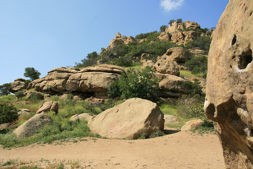 Stoney Point Outcroppings