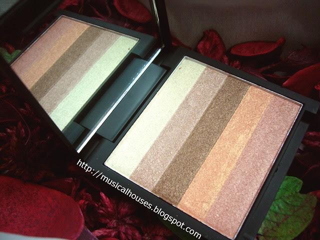 Sleek Glo Highlighter Peach Shimmer