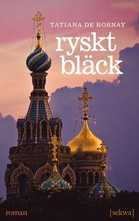 Bokomslag Ryskt bläck : roman (häftad)