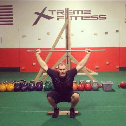 Функционально-силовой тренинг: Spartan30 Squat Week 1