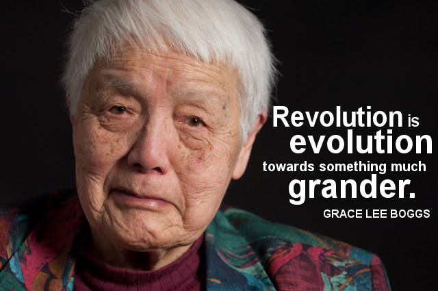 Rest in Power: Grace Lee Boggs, 1915-2015
