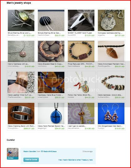 Men's Jewelry Shops
