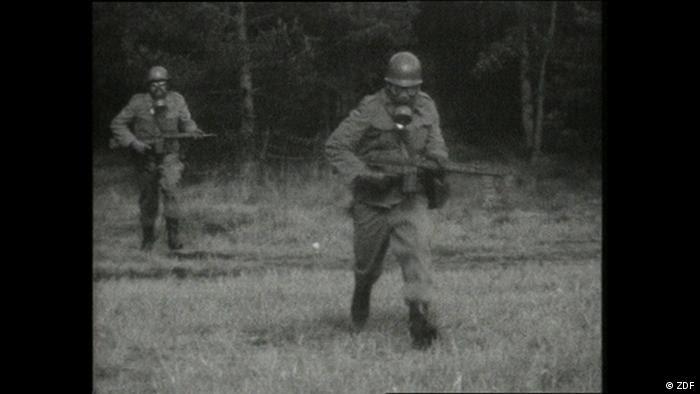Geheimes deutsches C-Waffenprogramm in den 60-er Jahren (ZDF)