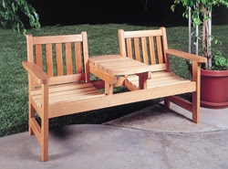 Outdoor Wood Projects Ideas