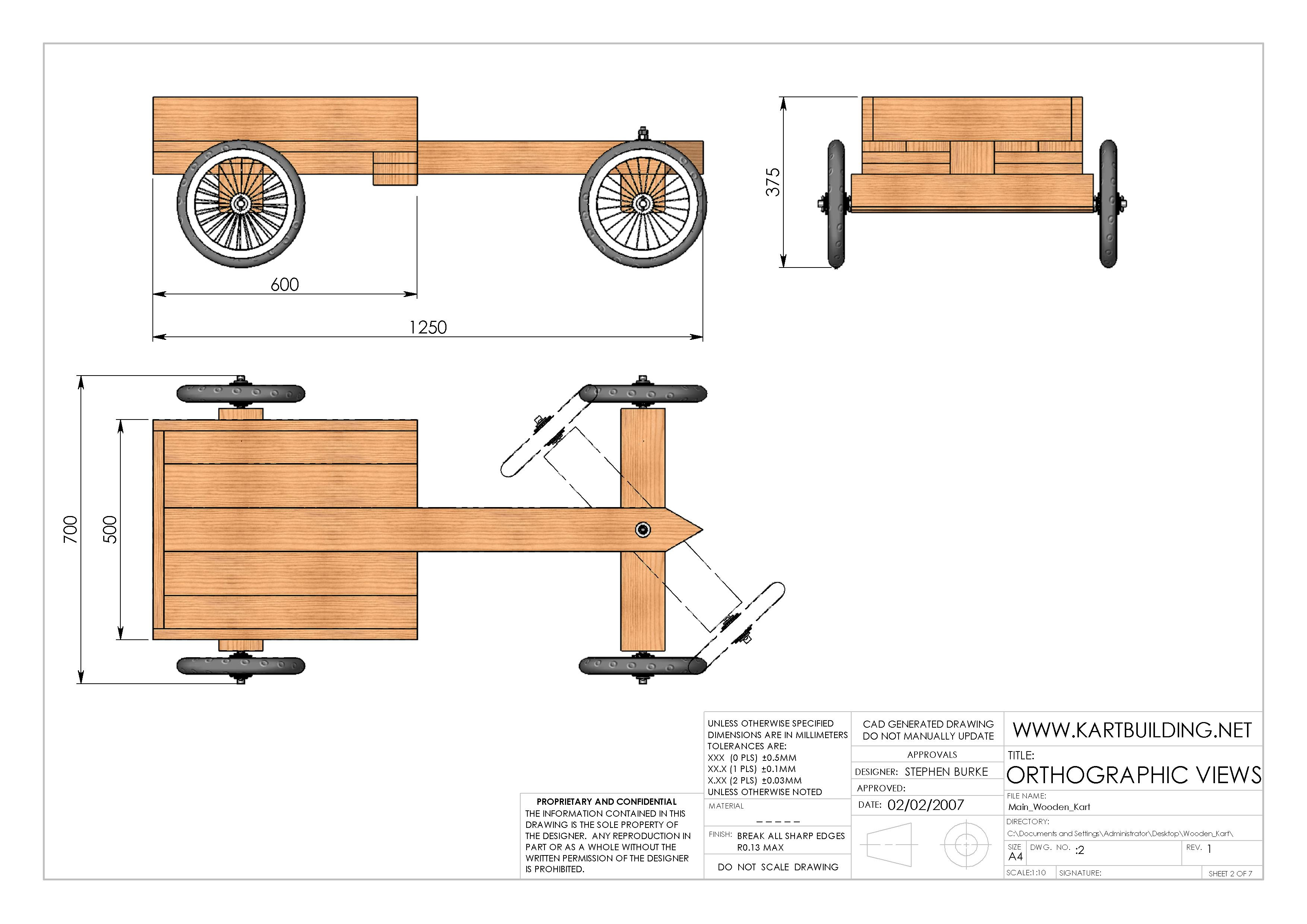 creat wood working: more wooden riding toy plans