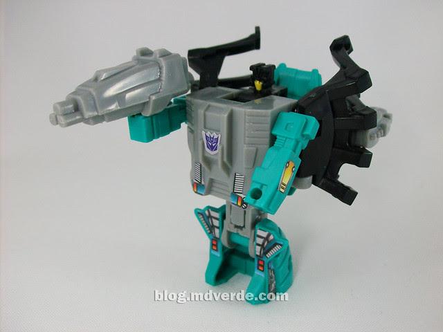 Transformers Nautilator G1 - modo robot