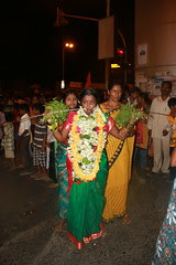The Marriamman Cheek Possession at Mahim Macchimar Colony by firoze shakir photographerno1