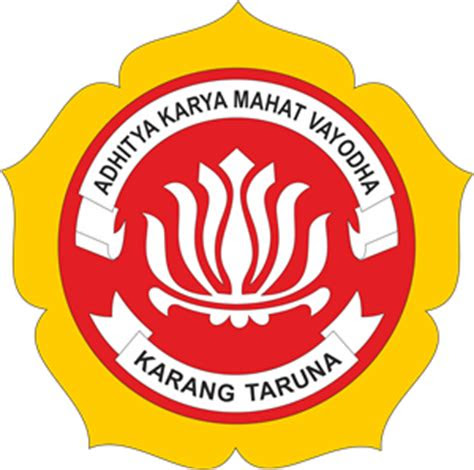 karang taruna logo vector cdr