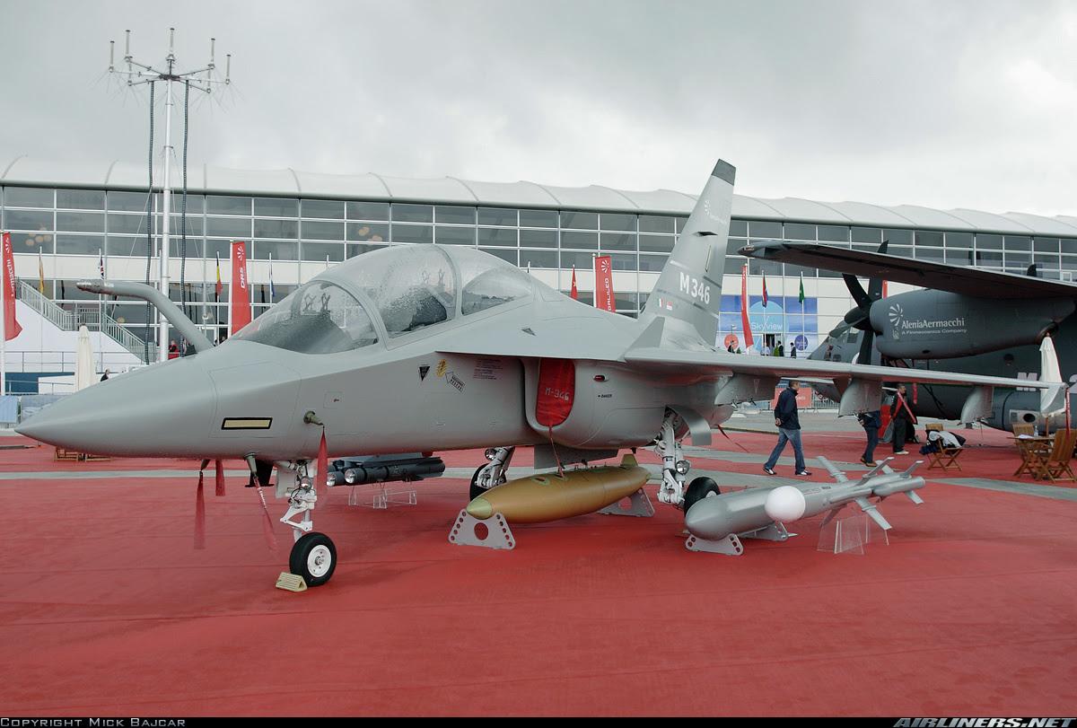 Resultado de imagen para M346 Master aircraft