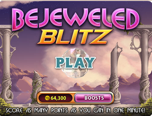 Game Blitz Bejeweled