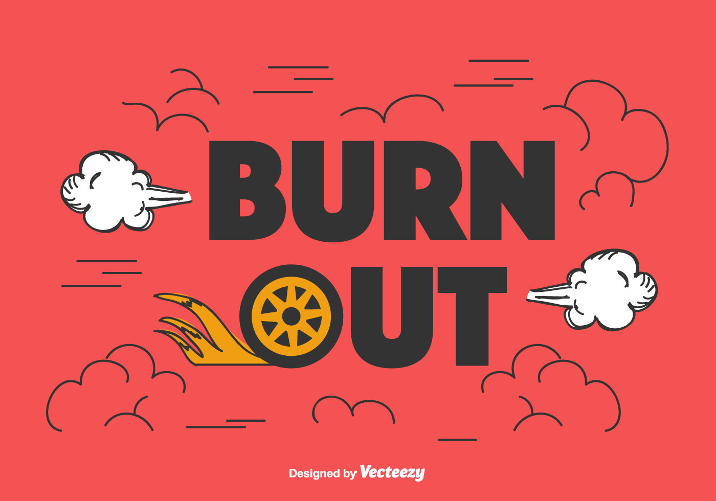 Burnout Vector Background Download Free Vector Art Stock Graphics Images