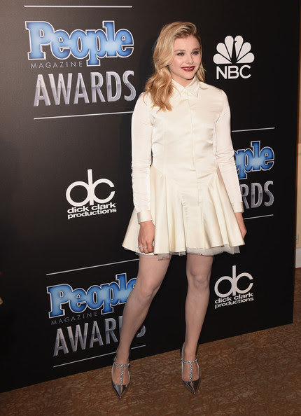 Chloe Grace Moretz - The PEOPLE Magazine Awards - Press Room