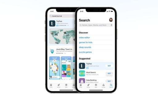 Apple twijfelde over App Store-reclames: 'Past niet bij ons'