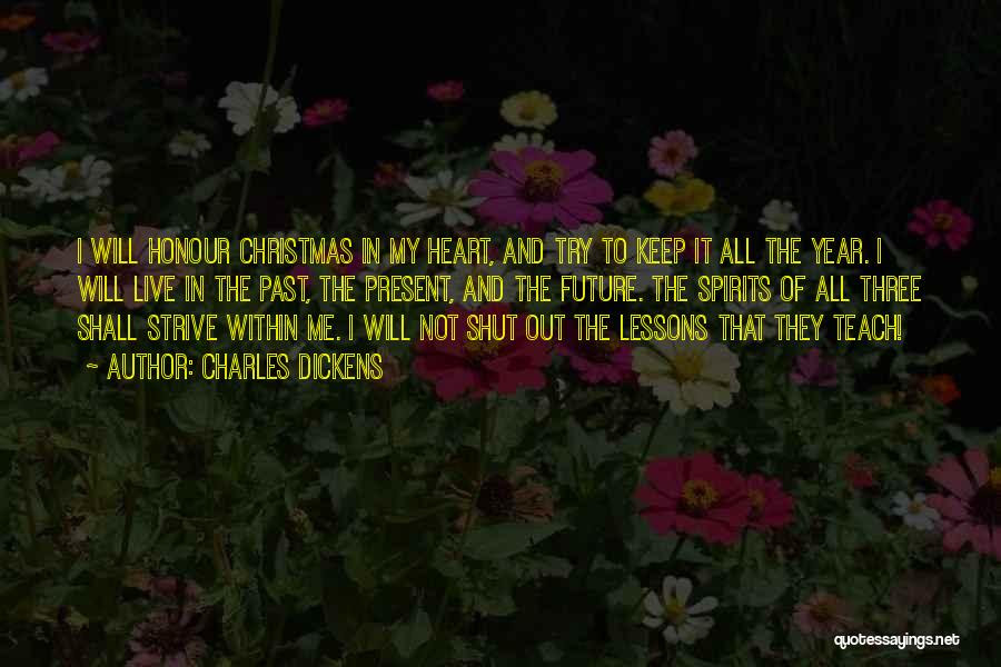 Top 44 Christmas Past And Present Quotes Sayings