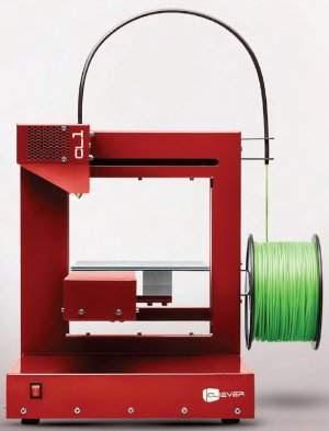 Impressora 3D de baixo custo feita no Brasil