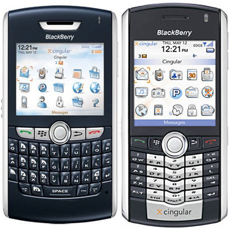 Blackberry 8800 vs Blackberry Pearl