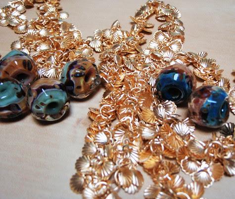 moxie/grace jewelry supplies, lampwork beads