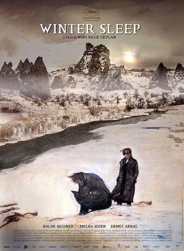 Risultati immagini per winter sleep movie poster