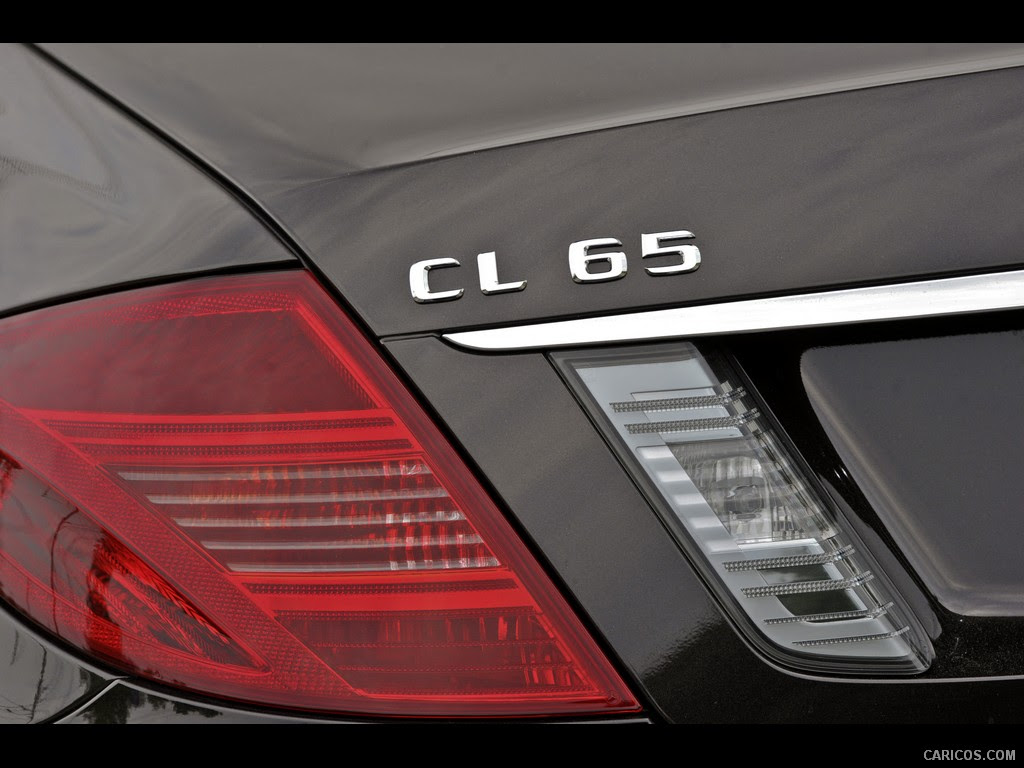 Mercedes-Benz CL65 AMG (2011)