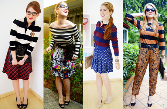 Trending Bold Stripes - Patterns Small