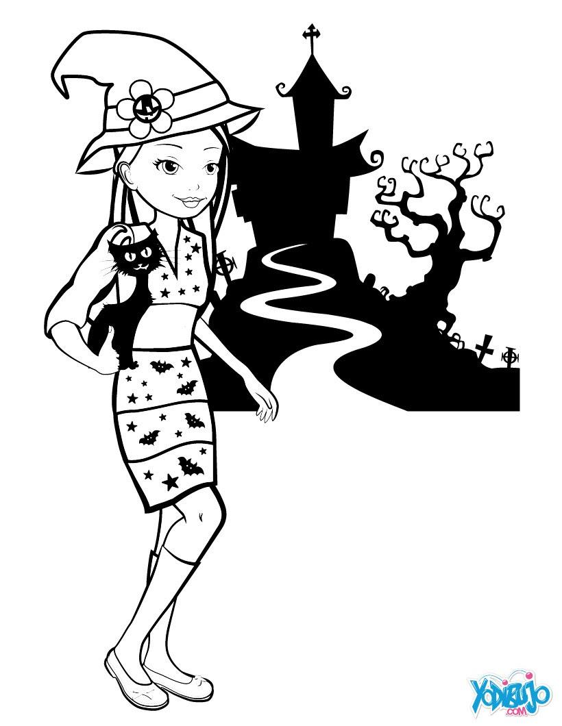 Dibujos De Munecas Bonitas Para Colorear Imagesacolorierwebsite