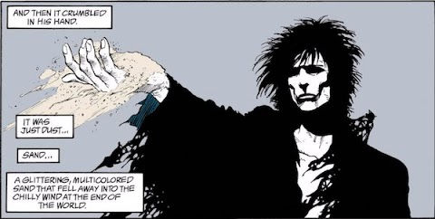 What Is The Sandman Comic About