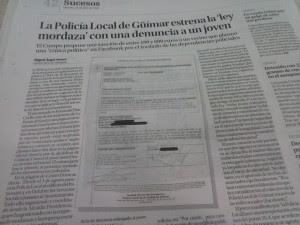 #policías locales escaqueados