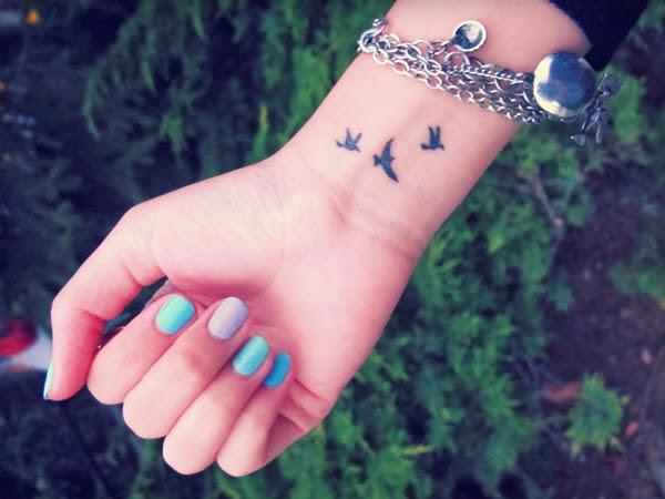 Tatuajes En Las Muñecas Y Sus Riesgos