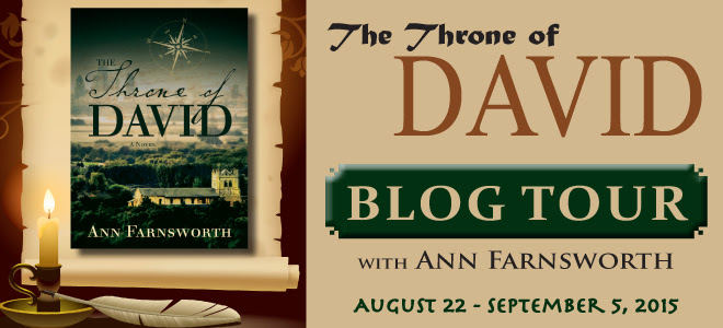Throne of David blog tour