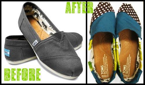 Project Restyle #5 Toms