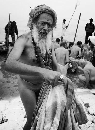 My Naga Guru Shahi Snan Basant Panchami by firoze shakir photographerno1