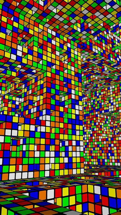 colorful  blocks design iphone  wallpapers hd