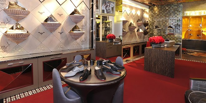 Christian Louboutin Opening First Men's Store In London