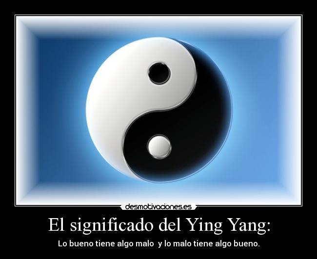 El Significado Del Ying Yang Desmotivaciones