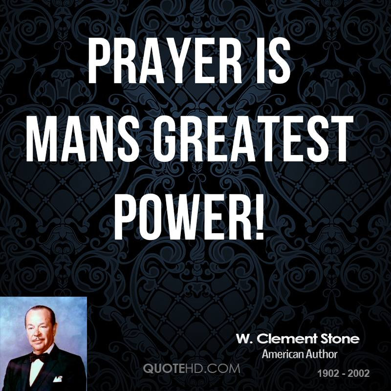 W Clement Stone Power Quotes Quotehd