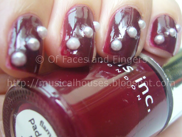 nails inc paddington nail art pearl 2