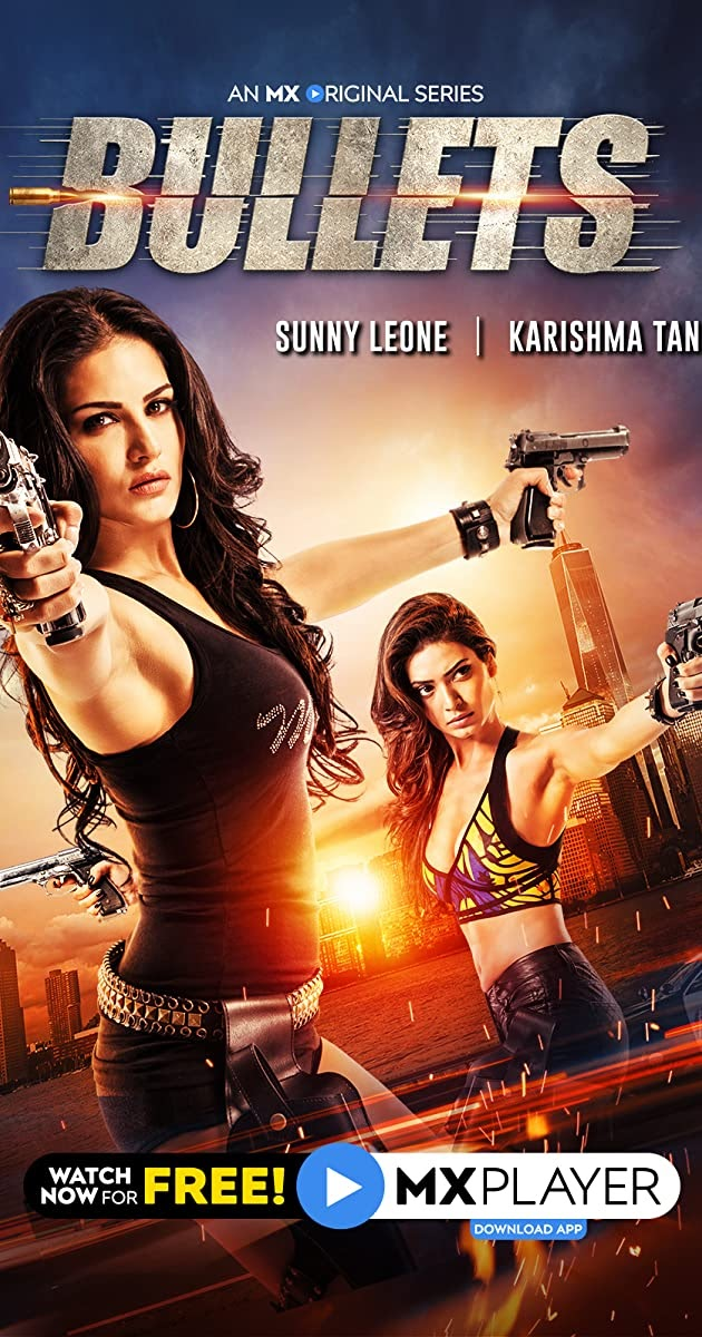 BulletsSeason 01 (2021) 480p 720p WebRip Hindi   MXPLAYER Series