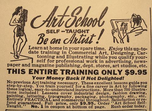Art School: Be an Artist!