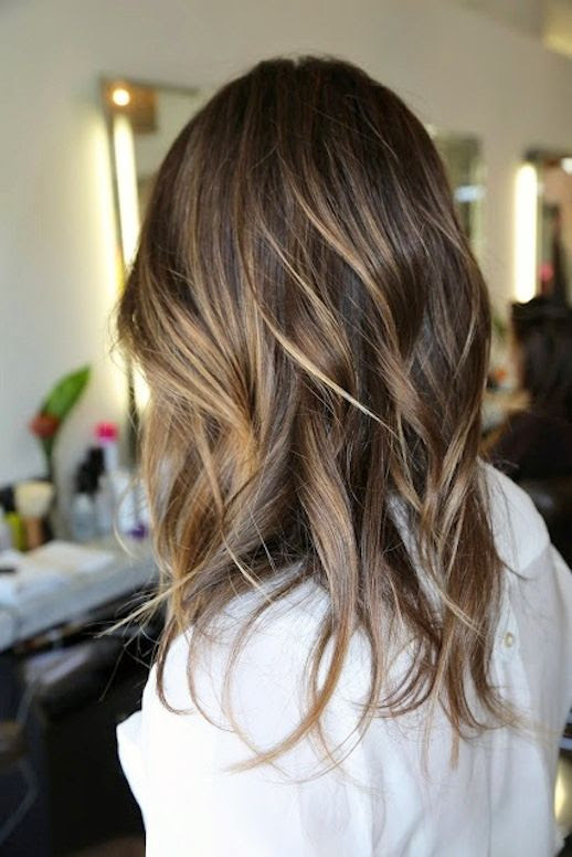 Le Fashion Blog -- Hair Inspiration: Brown Hair With Subtle Highlights -- Via Jonathan And George photo Le-Fashion-Blog-Hair-Inspiration-Brown-Hair-With-Subtle-Highlights-Via-Jonathan-And-George.jpg