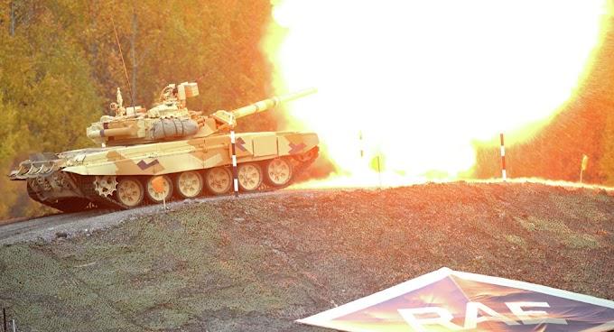 Vídeo mostra a destruição de um SUV a 5 km visto de dentro de um tanque