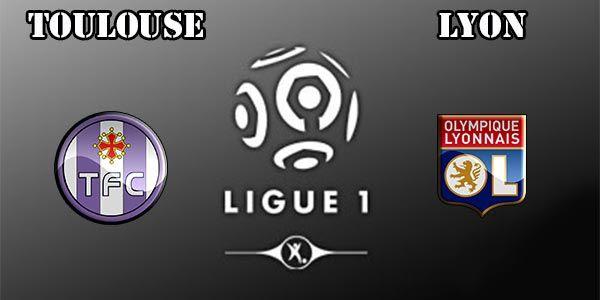 Resultado de imagem para Toulouse x Lyon