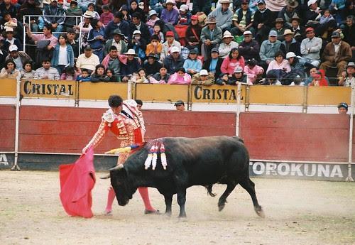 Derechazo de Cristóbal Pardo