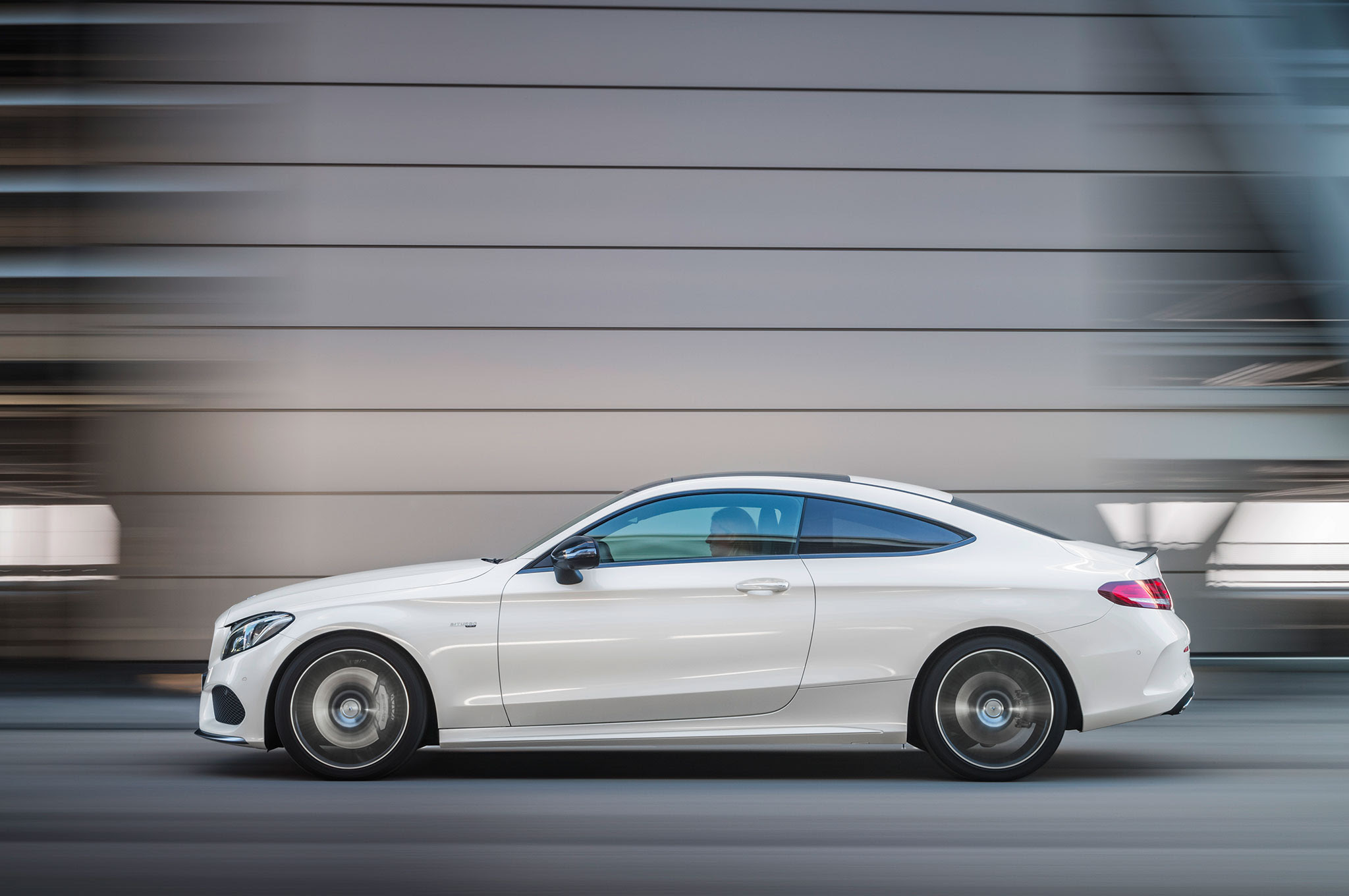 2017 Mercedes-AMG C43 Coupe Joins Sedan with 362-HP V-6 ...