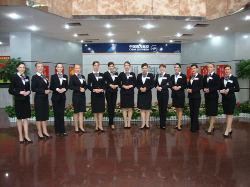 Aussie Cabin Crew Fly on China Southern Airlines